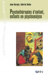 Psychothérapies d'enfant, enfants en psychanalyse