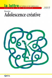 Adolescence créative