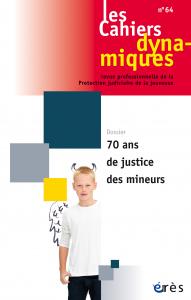70 ans de justice des mineurs