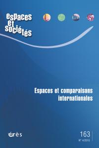 Espaces et comparaisons internationales