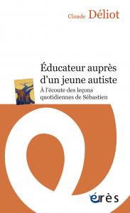 Éducateur auprès d'un jeune autiste