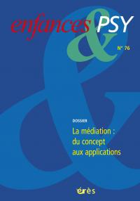 La médiation : du concept aux applications