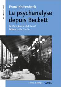 La psychanalyse depuis Beckett