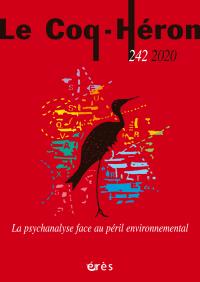 La psychanalyse face au péril environnemental
