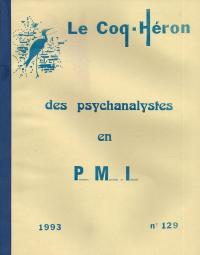 Des psychanalystes en PMI