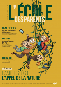 Familles, écoles. L'appel de la nature