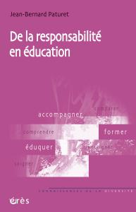 De la responsabilité en éducation