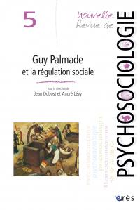 Guy Palmade et la régulation sociale