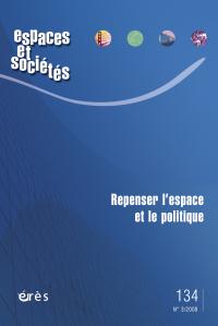 Repenser l'espace et le politique