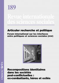 Articuler recherche et politique