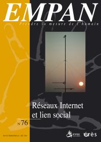 Réseaux Internet et lien social