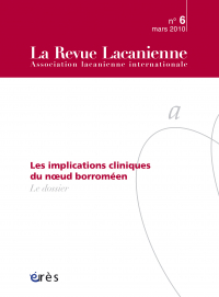 Les implications cliniques du noeud borroméen