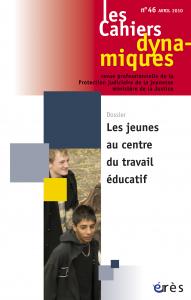 les jeunes au centre du travail éducatif