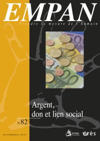 Argent, don et lien social