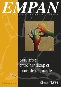 Surdités : entre handicap et minorité culturelle
