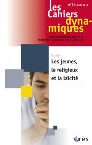 Les jeunes, le religieux et la laïcité