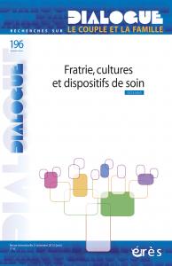 Fratrie, cultures et dispositifs de soin