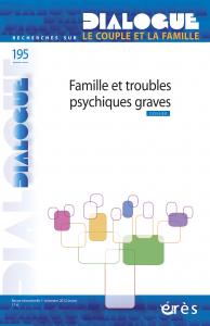 Famille et troubles psychiques graves