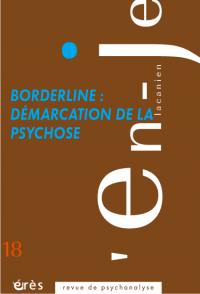 Borderline : démarcation de la psychose
