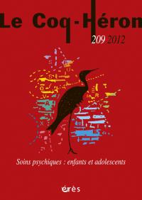 Soins psychiques : enfants et adolescents