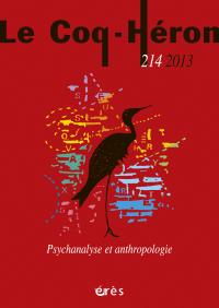 Psychanalyse et anthropologie