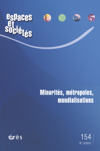 Minorités, métropoles, mondialisations
