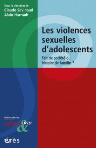 Violences sexuelles d'adolescents