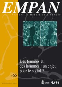 Des femmes et des hommes : un enjeu pour le social
