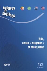 Ville, action citoyenne et débat public
