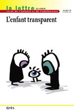 L'enfant transparent
