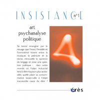 Art - psychanalyse - politique