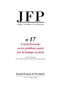 L'arrêt Perruche ou les problèmes posés par la biologie au droit