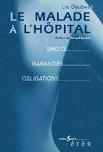 Le malade à l'hopital