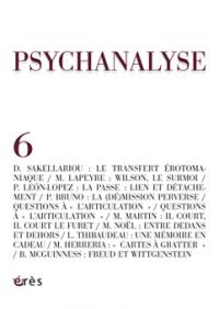 Psychose et perversion