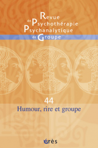 Humour, rire et groupe