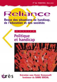 Politique et handicap