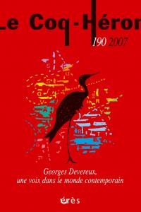 Georges Devereux, une voix dans le monde contemporain