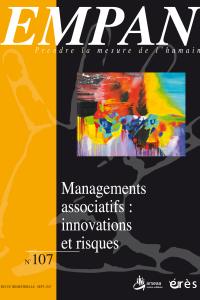 Managements associatifs : innovations et risques