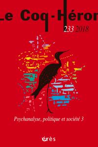 Psychanalyse, politique et société (3)