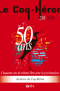 Cinquante ans de tribune libre pour la psychanalyse