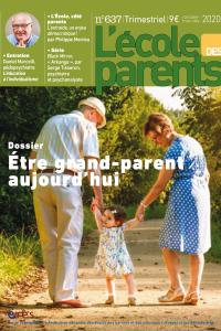 Etre grand-parent aujourd'hui