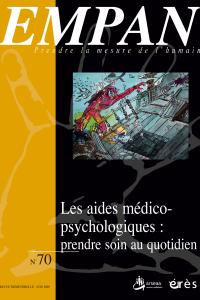 Les aides médico-psychologiques : prendre soin au quotidien