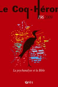 La psychanalyse et la Bible