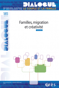 Familles, migration et créativité