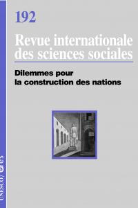 Dilemmes pour la construction de nations