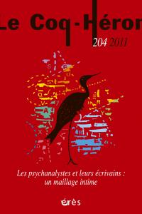 Les psychanalystes et leurs écrivains : un maillage intime