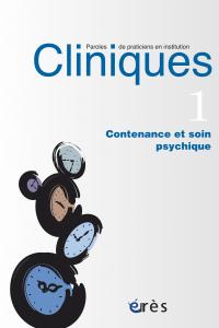 Contenance et soin psychique