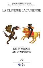Du symbole au symptôme