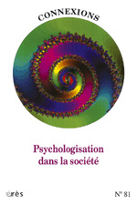 Psychologisation de la société