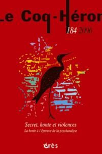 Secret, honte et violences